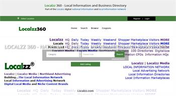 Localzz 360 - Local Information and Business Directory