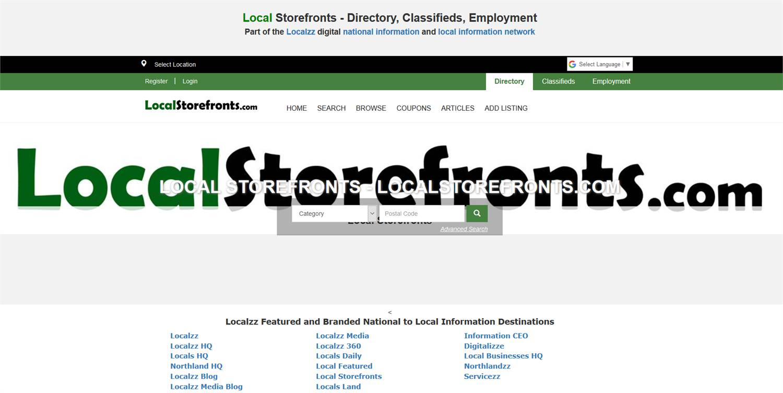 LocalStorefronts.com